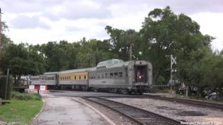 Amtrak AUTO TRAIN and MEET with Private Cars