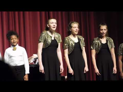 2018 End of Year Choir Concert- CT Combined Choir - California Trail Middle School