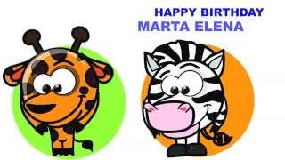 MartaElena   Children & Infantiles - Happy Birthday