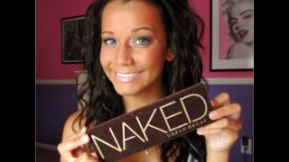 Back to School: Makeup Look ( NAKED Palette)