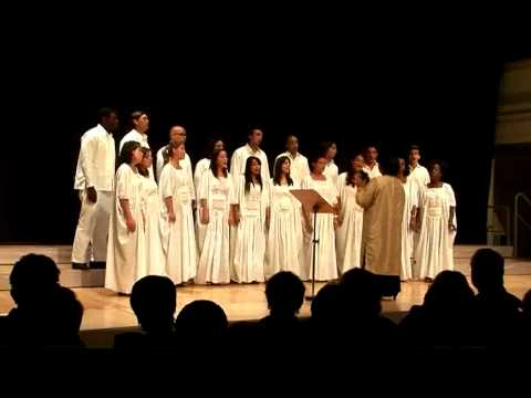 John Rutter: The Owl, and the Pussy Cat - Entrevoces , Havana , Cuba