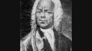 Pierre-Gabriel Buffardin - Concerto à 5 en mi mineur (1 - Allegro non molto)