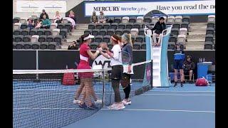 Mirza/Kichenok vs. King/Mchale   2020 Hobart Doubles Quarterfinal   WTA Highlights