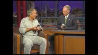 Jack Hanna on Letterman - Ouch!