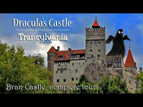 Bran Castle Video Tour