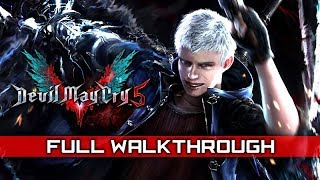 DEVIL MAY CRY 5 – Full Gameplay Walkthrough / No Commentary 【Full Game】