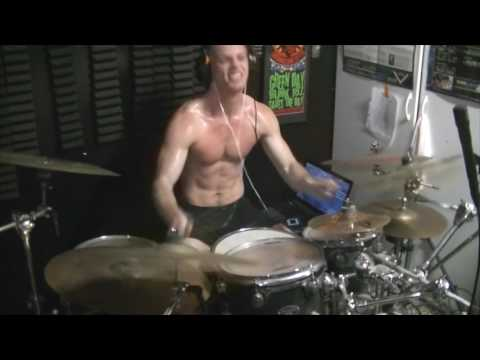 Jeromes Dream - And Just Like That The Year Is Gone Drums Playthrough