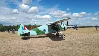 Самолёт Полёт Пилот. И коллекционные автомобили #АллоШампань