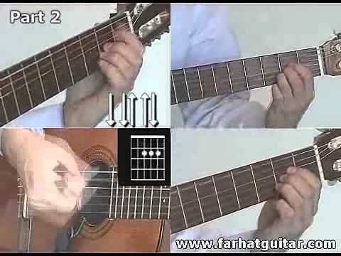 Boys don`t Cry - The Cure Guitar Cover www.farhatguitar.com
