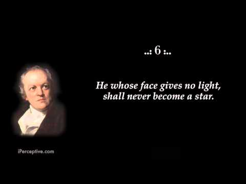 William Blake   Top 10 Quotes