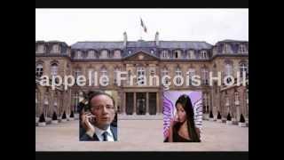 """Nabila appelle François Hollande """"Non mais allô quoi, t'as pas de cheveux !!!!"""""""