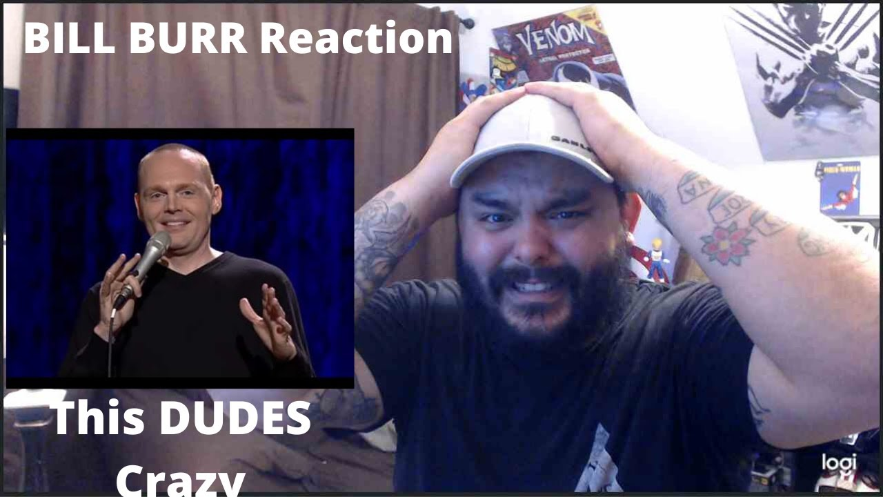Bill Burr No Reason to Hit A Woman Reaction - YouTube