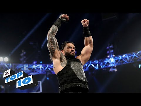 Top 10 SmackDown LIVE moments: WWE Top 10, April 16, 2019