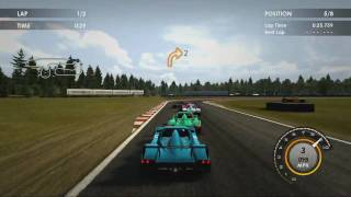 Race Pro Gameplay Video - Xbox 360