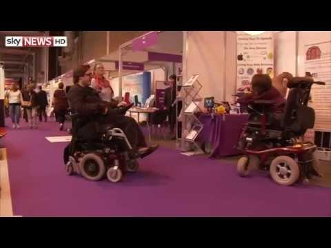 "Sky News ""Swipe"" - Disability Tech - Max Preston"