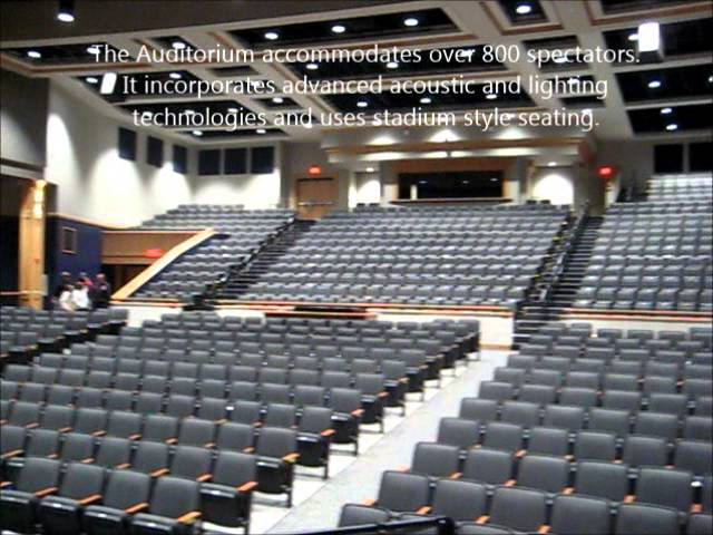 Auditorium Franklin High School Franklin MA