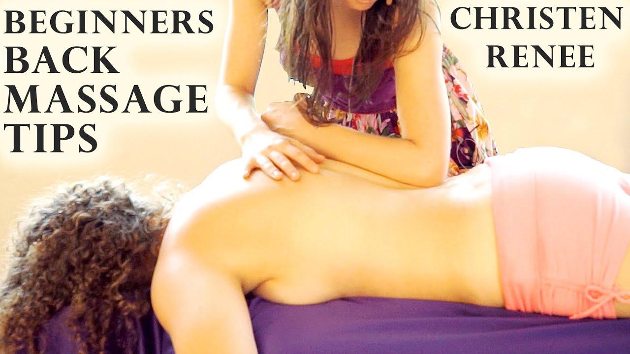 A relaxing deep ass massage techniques