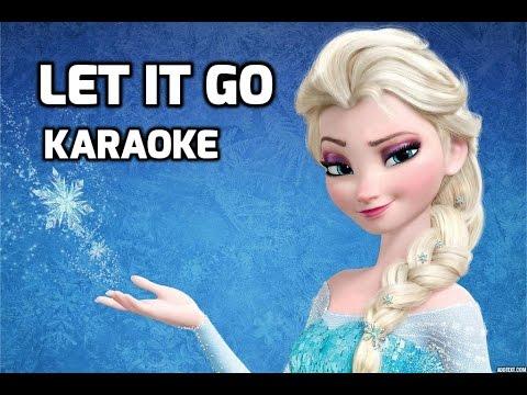 Let It Go ♫ Karaoke ♪ Idina Menzel (Let It Go Karaoke Version from 'Frozen')