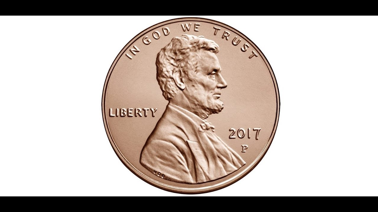 2017-P Lincoln Cent mintage   What are they worth?