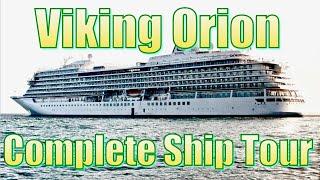 Viking Orion Complete Ship Tour 2019