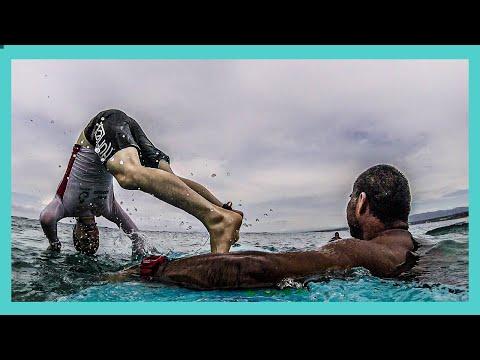 Qué hacer en Zicatela | Cómo es una CLASE DE SURF