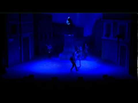 RENATO RAIMO in CAMPO de FIORI è ANNIBALE - Teatro Sistina Roma (sequenze)