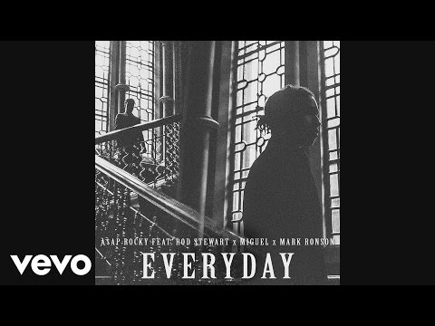 A$AP Rocky - Everyday (Audio) ft. Rod...