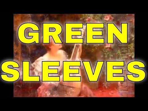 Английская народная музыка XVI века - Greensleaves (Зеленые рукава (Лютневая музыка XVI-XVII веков)) в mp3
