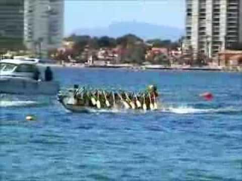 2013 Dragon Boat International Festival in San Pedro del Pinatar (Spain)