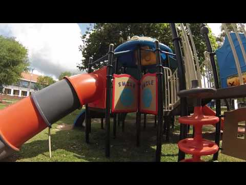 Fun and Fitness Playgrounds for Children AND Adults!