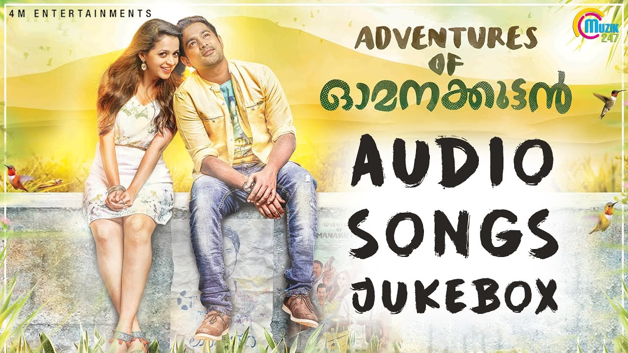 Adventures Of Omanakuttan Asif Ali Bhavana All Songs
