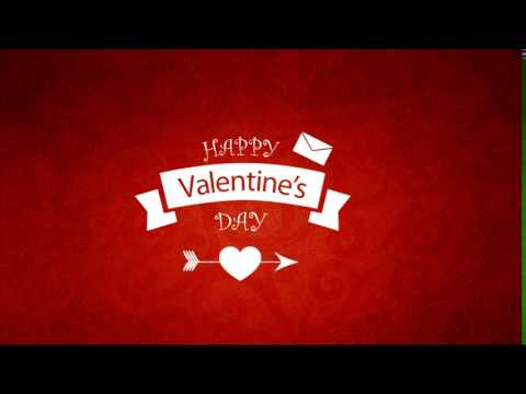 Happy Valentine's Day Greeting GIF | Love Wish Videos