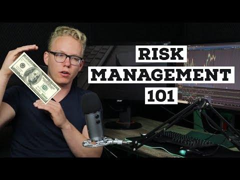 Risk Management 101   Managing Risk as an Active Trader