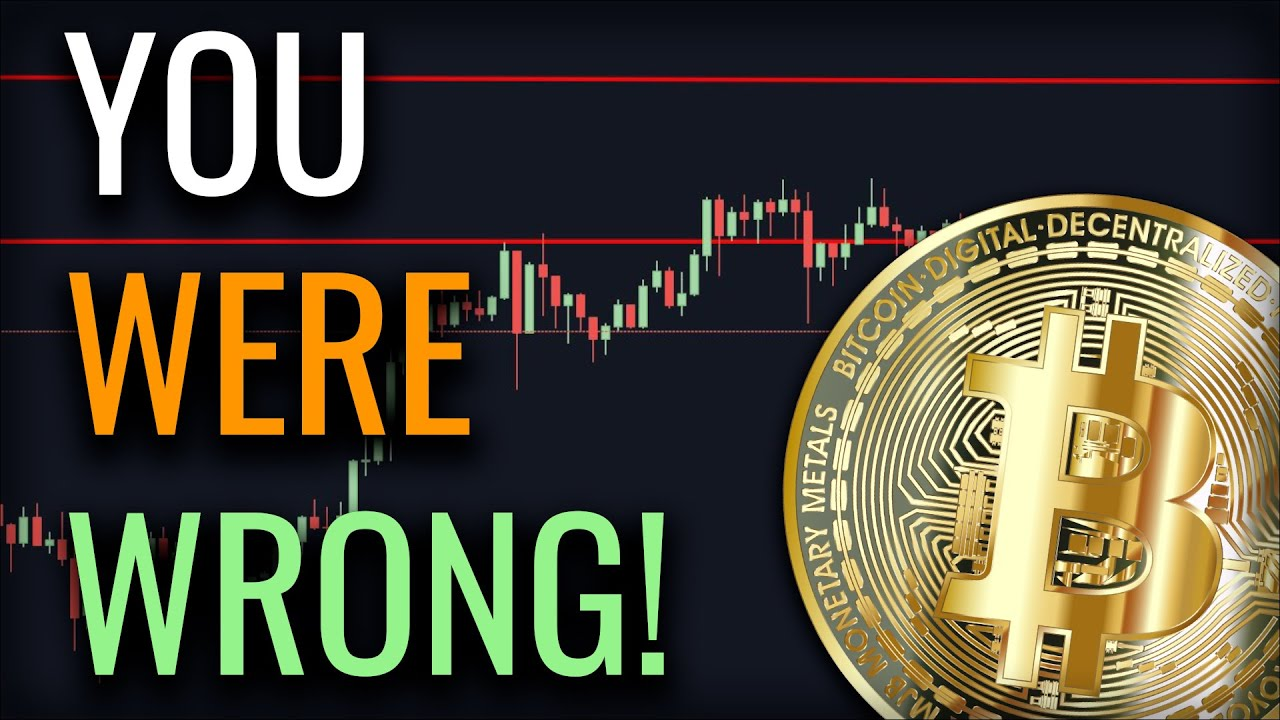 IS THE BITCOIN BULL RUN SLOWING DOWN? - WILL BITCOIN CRASH FROM THIS HUGE RESISTANCE LEVEL?