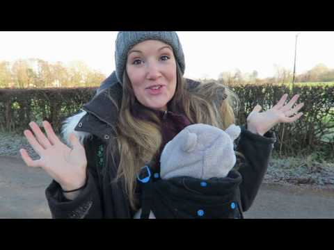 Vlogmas #2 | Winter walks + Joey's first passport