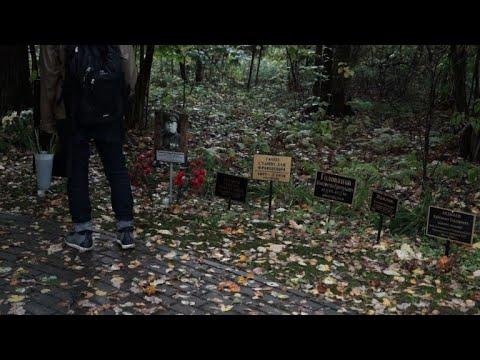 Russian historians use Nazi photos to find Stalin-era mass grave