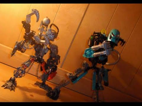 Bionicle Robots Youtube