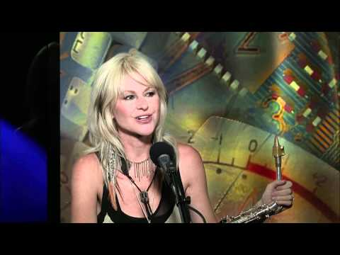 Mindi Abair Interview on VOA's Border Crossings Part 2