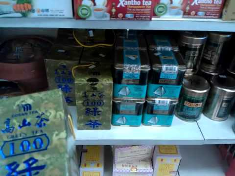 Ginseng Herbal Store in China town, Las Vegas