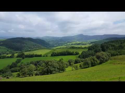 Walking Glyndwr's Way
