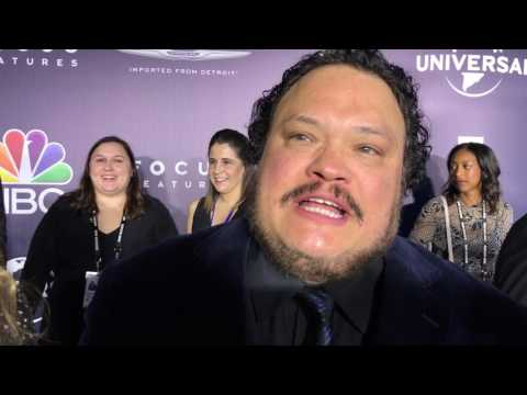 Golden Globes Interview Adrian Martinez The Blacklist Redemption