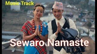 Sewaro Namaste | Karaoke | Mabindra Rai | New Nepali Pop Song Karaoke 2015