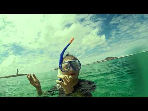 Gopro holiday to Norfolk Island