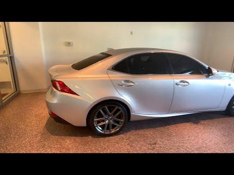 2016 Lexus IS Johnson City TN, Kingsport TN, Bristol TN, Knoxville TN, Ashville, NC P3365