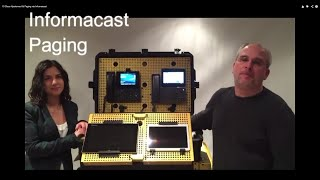 10 Cisco Xperience Kit Paging via Informacast