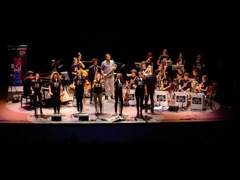 SINCE YOU'VE BEEN GONE Sant Andreu Jazz Band Rita Payés Joan Chamorro