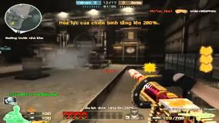 Cao thủ KAC ChainSAW Ancient săn zomebie v4 hay nhất 2015 - Cf pro số 1 - Đột kích 2.0