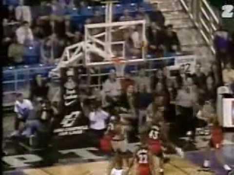 NBA Action - Top actions of 1995/1996 season