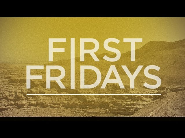 ?First Friday Messianic Service with Paul Wilbur HD (08-01-14)?