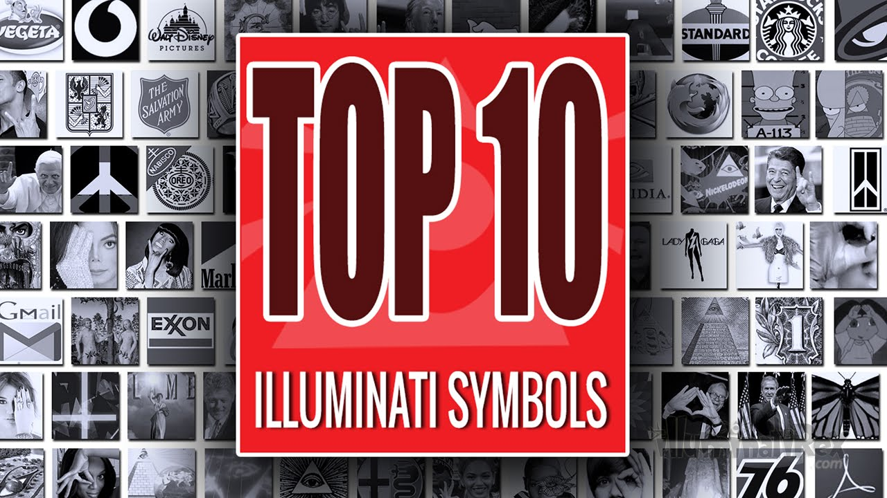 Top 10 Illuminati Symbols Youtube
